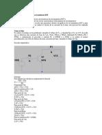 Manejo de señal en transistores BJT's