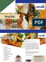 AFGRI Blue Bulls Recipes 2014