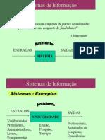 Sistemas de Informacao
