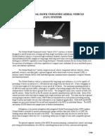 Rq-4a Global Hawk Unmanned Aerial Vehicle