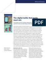 The Digital Battle That Banks Must Win