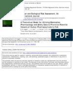 Huggett a Theoretical Model for Utilizing Mammalian