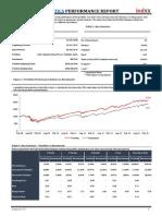 Indxx Portfolio Analytics Performance Analysis