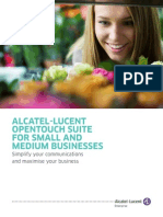 Opentouch Suite for Smb Brochure En