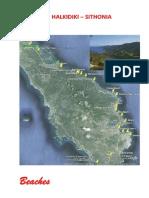 Plaje in Estul Sithoniei Halkidiki Grecia Info Mix Internet Printer