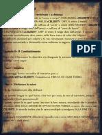 Manuale Combattimento Dark Ages Vampire V20