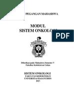 Modul Mahasiswa Onkologi 2013-2014