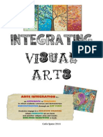 integrating visual arts r