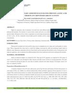 4.Applied-Synthesis of Quaternary Ammonium Salts -Nirupma Sood