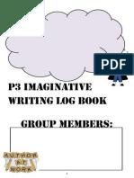 p3 groupwork log book