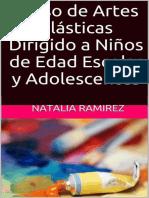 Curso de Artes Plasticas Dirigido a Ninos - Desconocido.epub