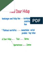 Presentation Awal Daur Hidup