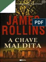 Força Sigma - Livro 06 - A Chave Maldita - James Rollins