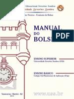 Manual Aluno Bolsista - 09-09-13