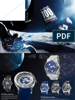 FORTIS Katalog Catalogue 2012