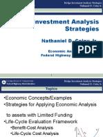 Bridge Investment Analysis Strategies