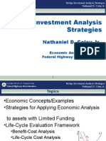 Bridge Investment Analysis Strategies
