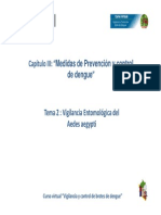 Tema 2 Vigilancia Entomologica Del Aedes Aegypti