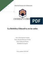 ROBÓTICA EDUCATIVA EN LAS AULAS