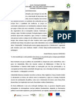 Catastroika Guião e Textos