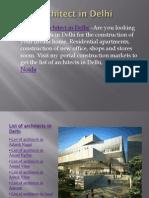 Architect in Delhi.pdf