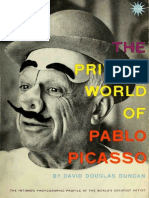 The Private World of Pablo Picasso