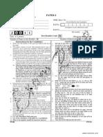 Cbse Ugc Net Paper 1 June 2011