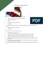 Cheesecake Sanatos Si Dietetic Cu Multe Proteine