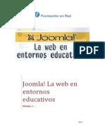 Joomla en Los Entornos Educativos - Mod_10