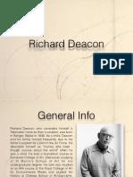 Richard Deacon Research