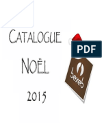 Catalogue Bexeb Noël 2015