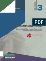 MEDIOS IMPUGNATORIOS Lo nuevo del Código Procesal Penal de 2004 sobre los medios impugnatorios.pdf