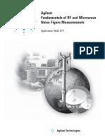 Fundamentals on RF Noise Figure Measurements an 57-1 CAS2010
