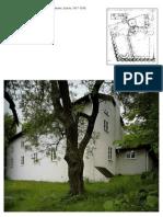 M2. Gunnar Asplund, Maison Snellman, Djursholm, Suède, 1917-1918