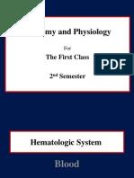 Hematologic System