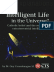 Intelligent Life in the Universe?