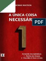 A Única Coisa Necessária - Thomas Watson.pdf