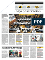 El Comercio - Centro de Monitoreo FEN