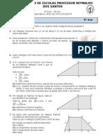 Ficha 5 - Teorema de Pitágoras