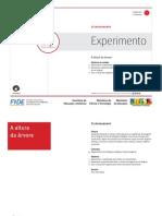 A altura da arvore(experimento de matemática)