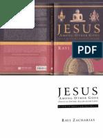 JESUS AMONG OTHER GODS [ Yesus di Antara Allah-Allah Lain ] - RAVI ZACHARIAS