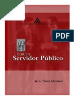 El Buen Servidor Público