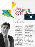 Airtel Campus Connect_July 2015