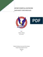 Case Report Hospital Exposure
