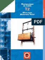 Brochure T2-10 y T2-7.5 hu