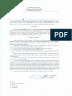 Odluka o odabiru u znanstveno nastavno zvanje Docenta - dr.sc. Saša Aksentijević - 19.10.2015.
