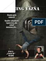 "Tréning väzňa I._PAUL ""COACH"" WADE"