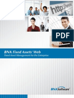 BNA Fixed Assets Software for the Enterprise