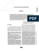 Sociologia Dos Mercados - Neil Fligstein e Luke Dauter