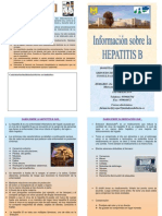 Entecavir para Hepatitis B